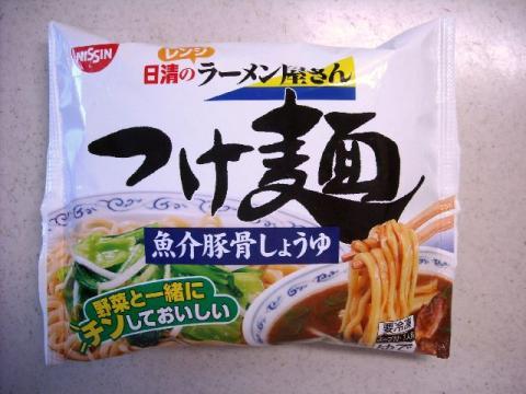 日清・つけ麺1