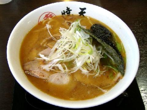 暁天・H22・6 塩ラー麺