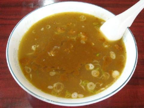 栄屋食堂・カレー中華