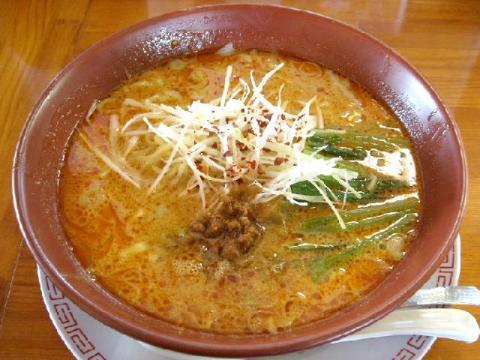 まる七・H22・9 坦々麺