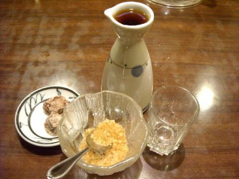中華美食館三条店・H22・9 紹興酒熱