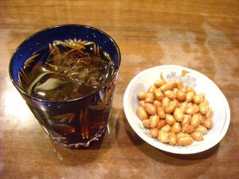 中華美食館三条店・H22・9 紹興酒冷