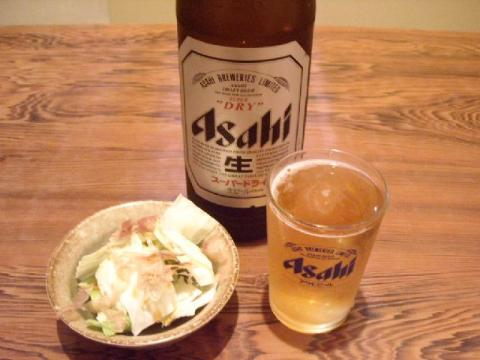 やじろう本町店・H22・10 瓶ビール