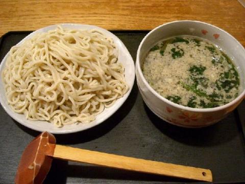 どっぽ本町店・H22・10 つけ麺