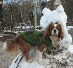 画像 003雪だるま