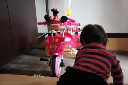 三輪車 gennkana