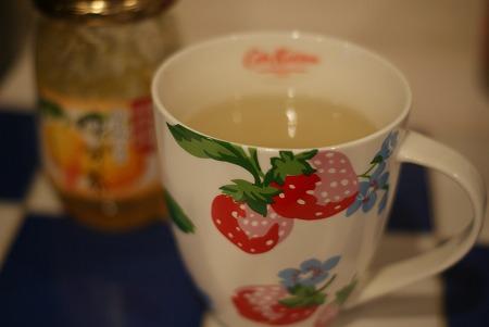 ゆず茶 001