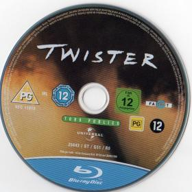 Blu-ray_TWISTER -Disc