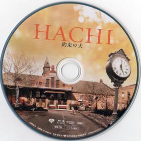 Blu-ray_HACHI_Disc