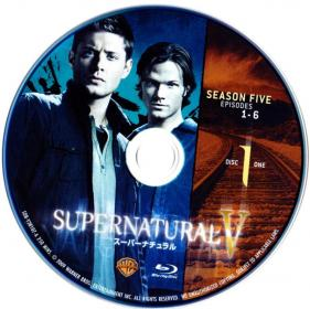Blu-ray_SUPERNATURAL_S5_Disc1