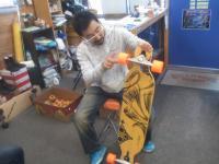 Y skate