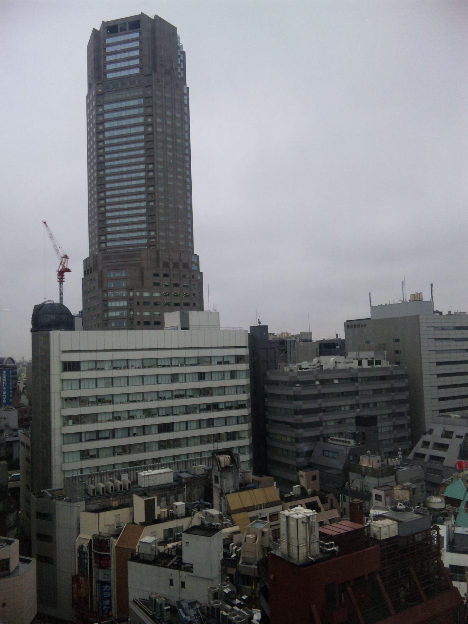 cerulean tower tokyu hotelu