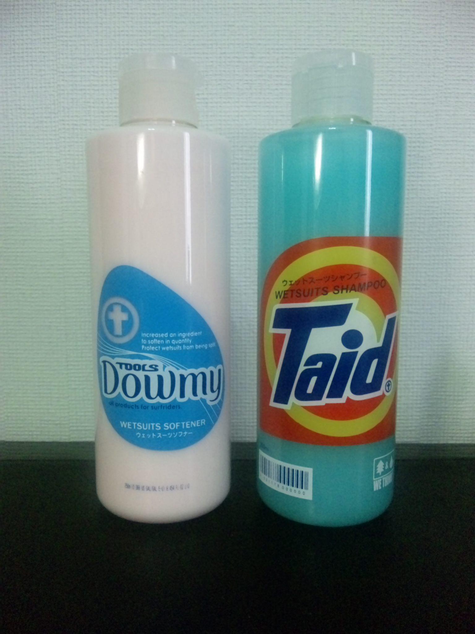 wet shampoo