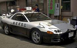 広島県警高速パトカー GTO