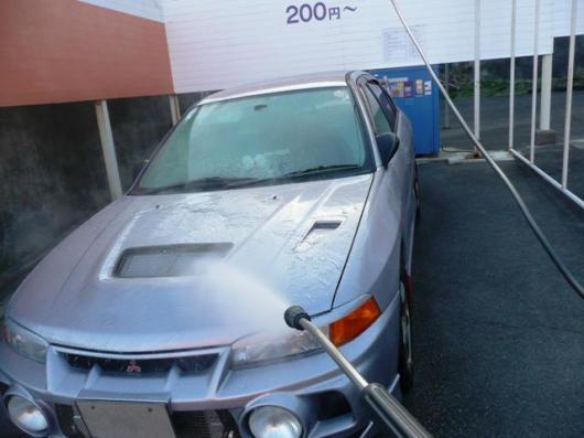 洗車(8)