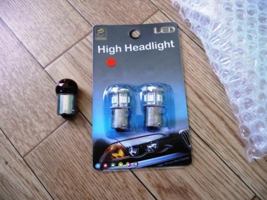 LED取り付け(2)