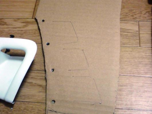 台紙作り(4)