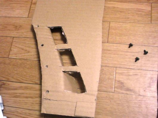 台紙作り(5)