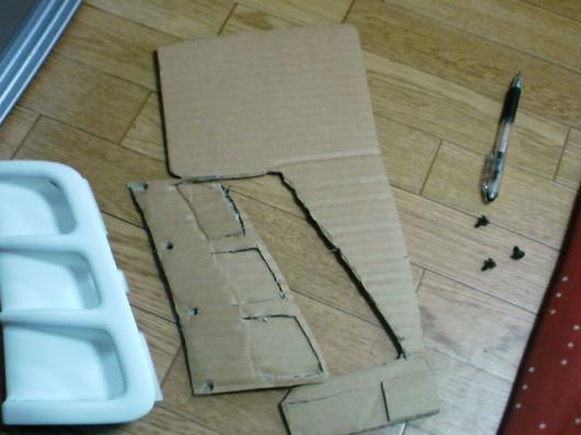 台紙作り(10)