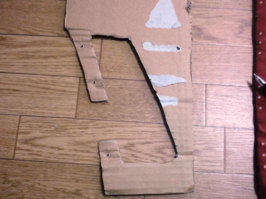 台紙作り(14)