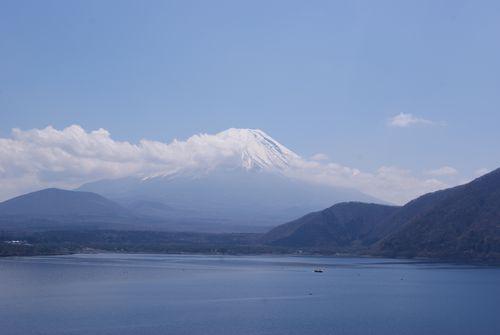 0427諏訪湖富士