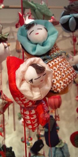 吊るし飾り人形