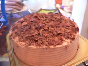 chantilly chocolat
