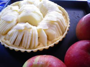 tarte aux pommes 2010 1
