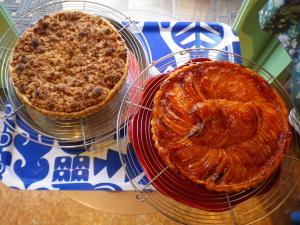 2 tartes