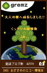 グリムス 大人の木に成長しました。