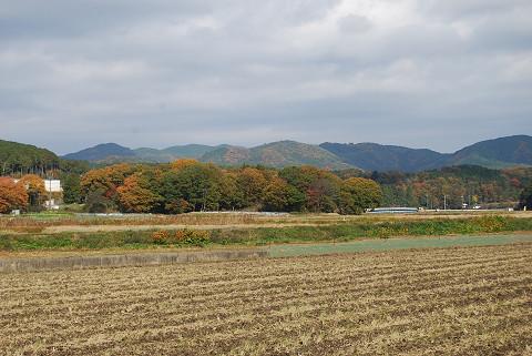 作手の秋の山2