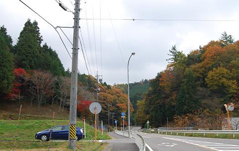 紅葉の風景5