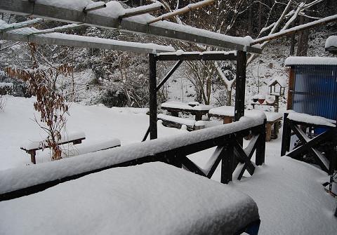 降り積もる雪3