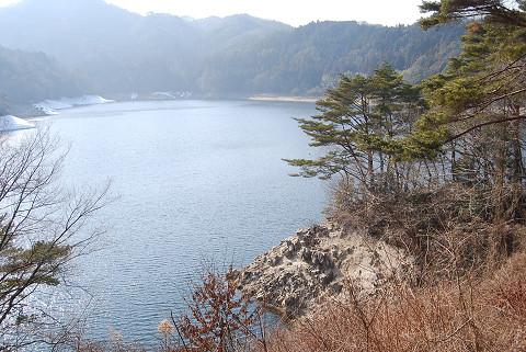 三河湖の風景1