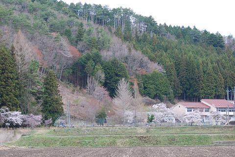 菅盛り小学校の風景