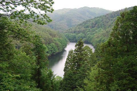 三河湖の風景3