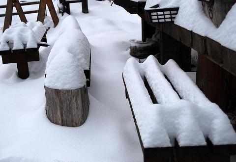 雪の造形3