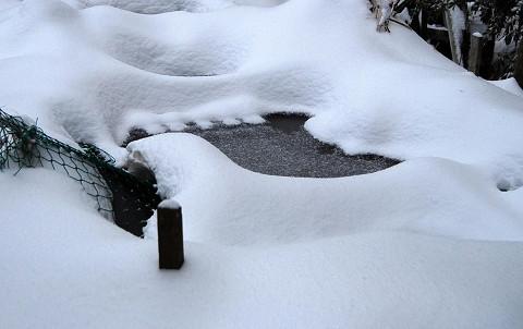 雪の造形5