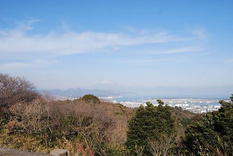 日本平にて2