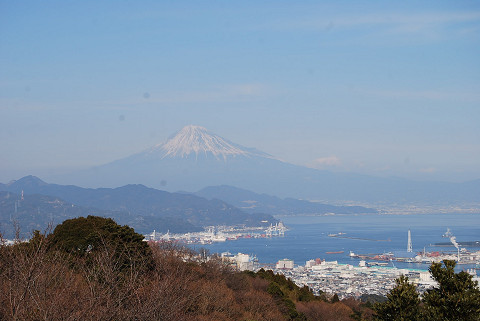 日本平にて4