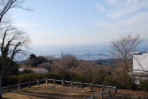 日本平にて5