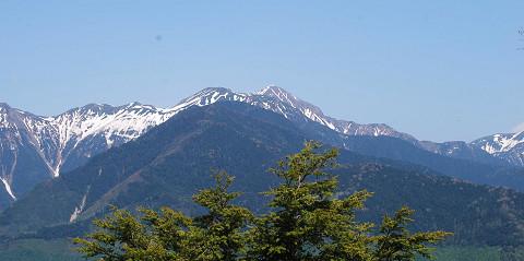 赤石の山々3