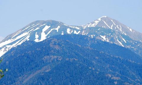 赤石の山々2