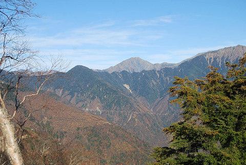 しらびそ高原からの風景1