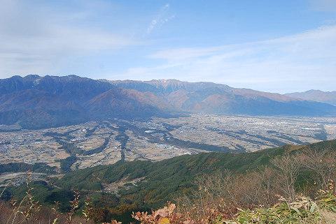 木曽山脈1