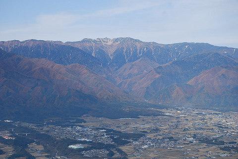 木曽山脈2