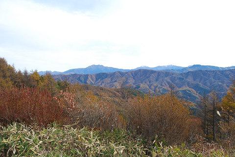 赤石山脈1