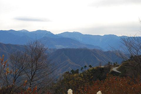 赤石山脈3