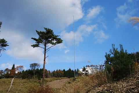 風力観測塔