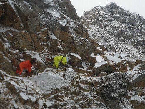 登山 2009.11.17 18